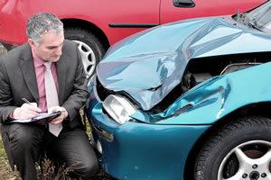 Auto body repair estimate